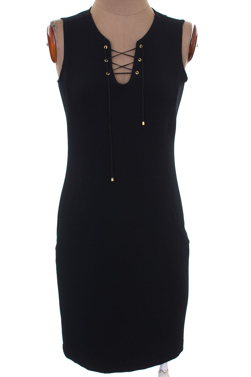 Vestido / Enterizo Casual color Negro - Beso de Coco