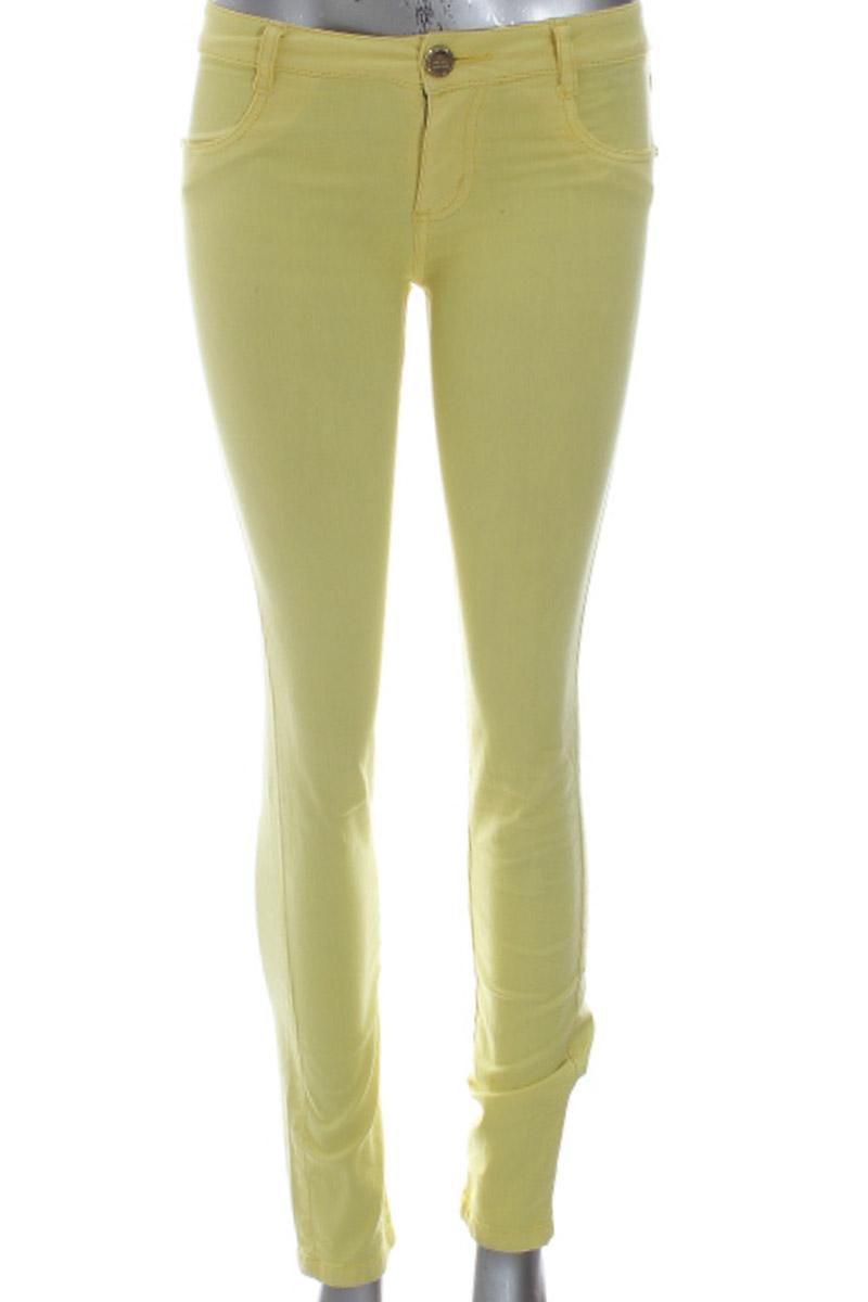 Pantalón color Amarillo - Studio F