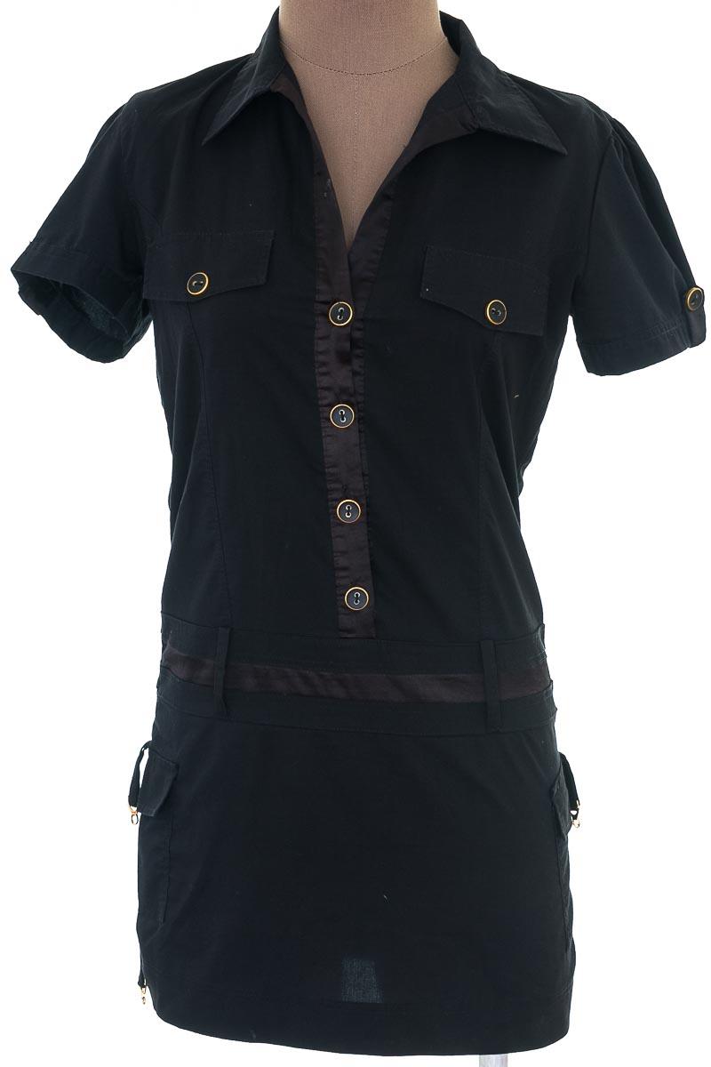 Vestido / Enterizo color Negro - Sueño Rosa