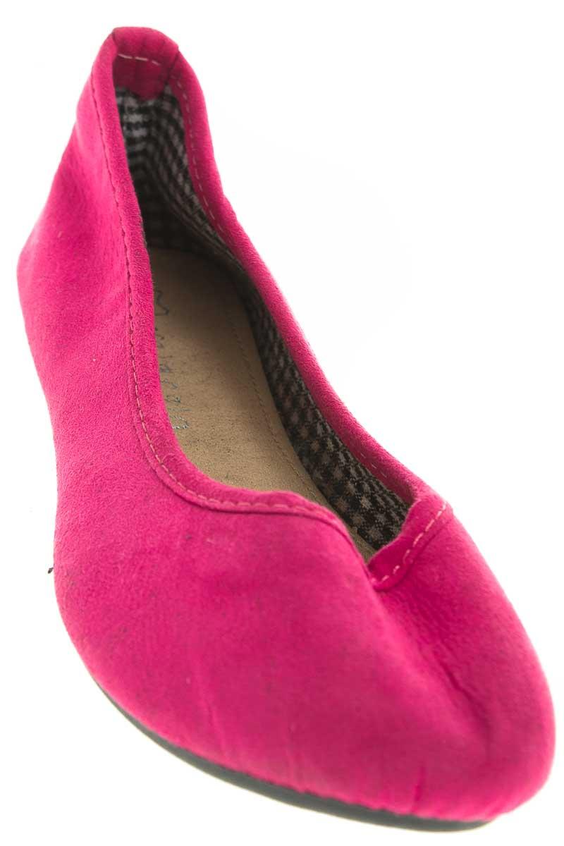 Zapatos Baleta color Fucsia - Hualvo
