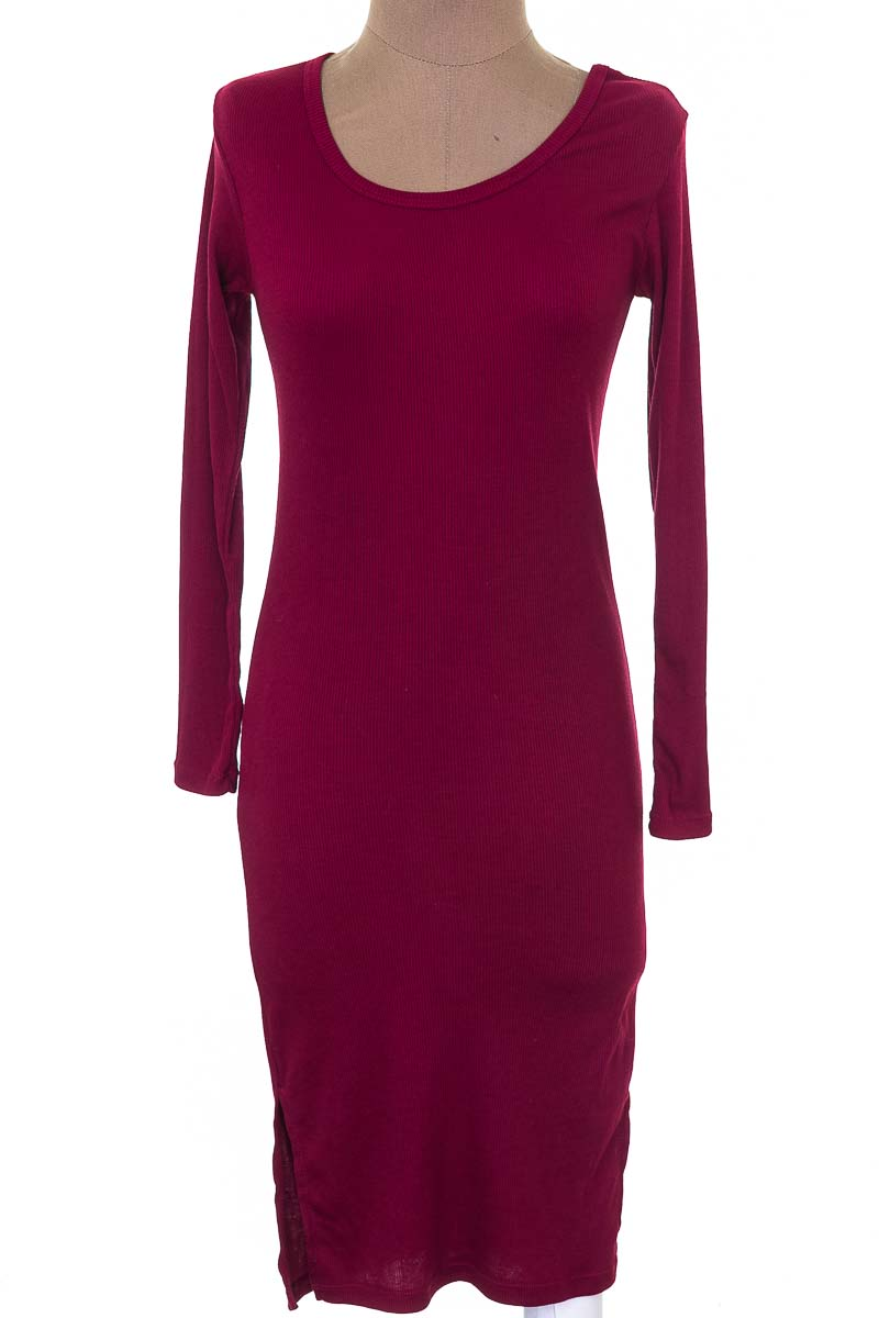 Vestido / Enterizo Casual color Vinotinto - LBN