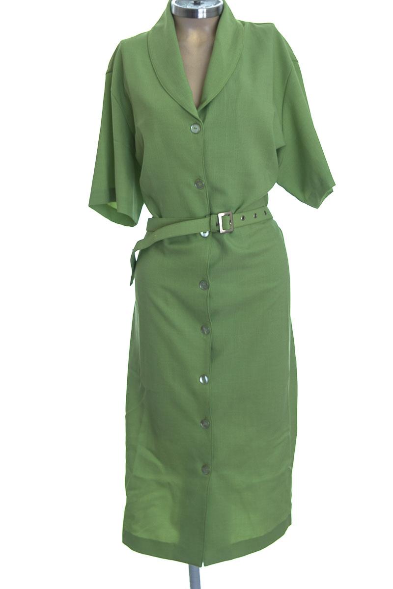 Vestido / Enterizo color Verde - Mimo