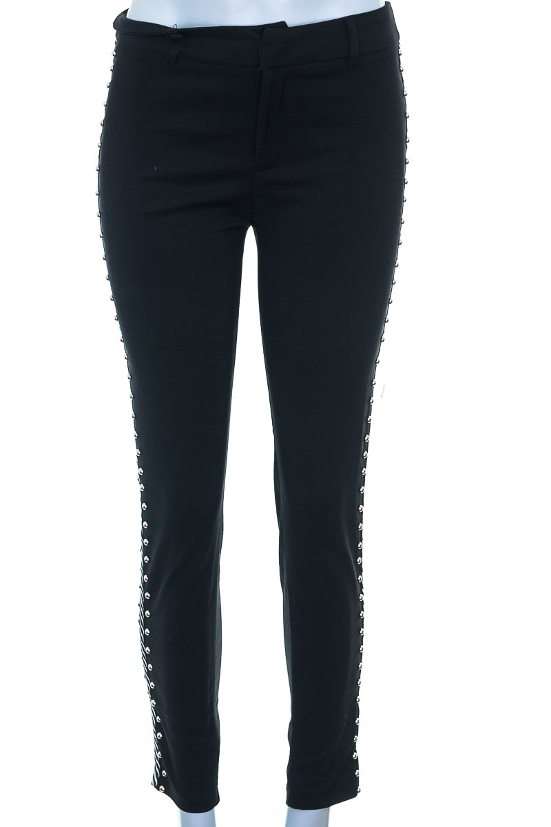 Pantalón Formal color Negro - Dróle de copine