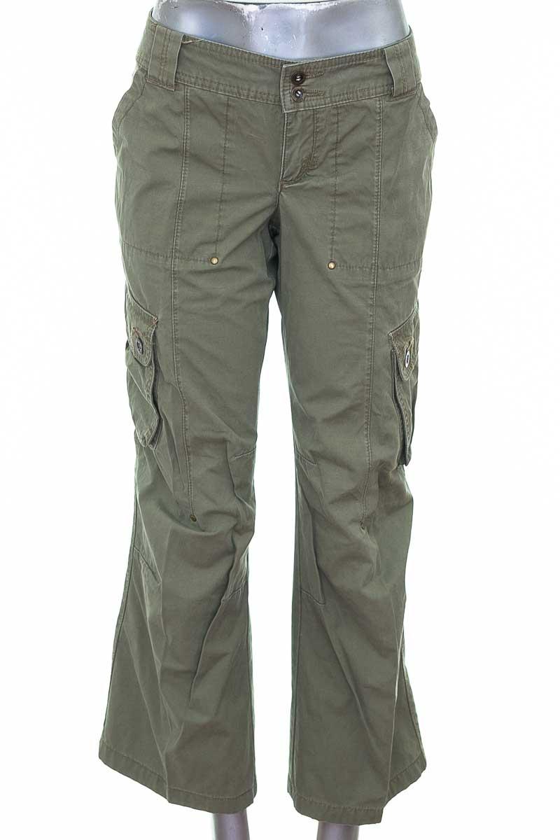 Pantalón Casual color Verde - MNG