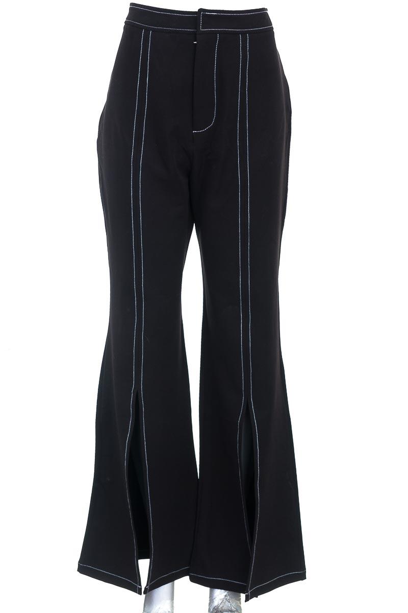 Pantalón Formal color Negro - Shein