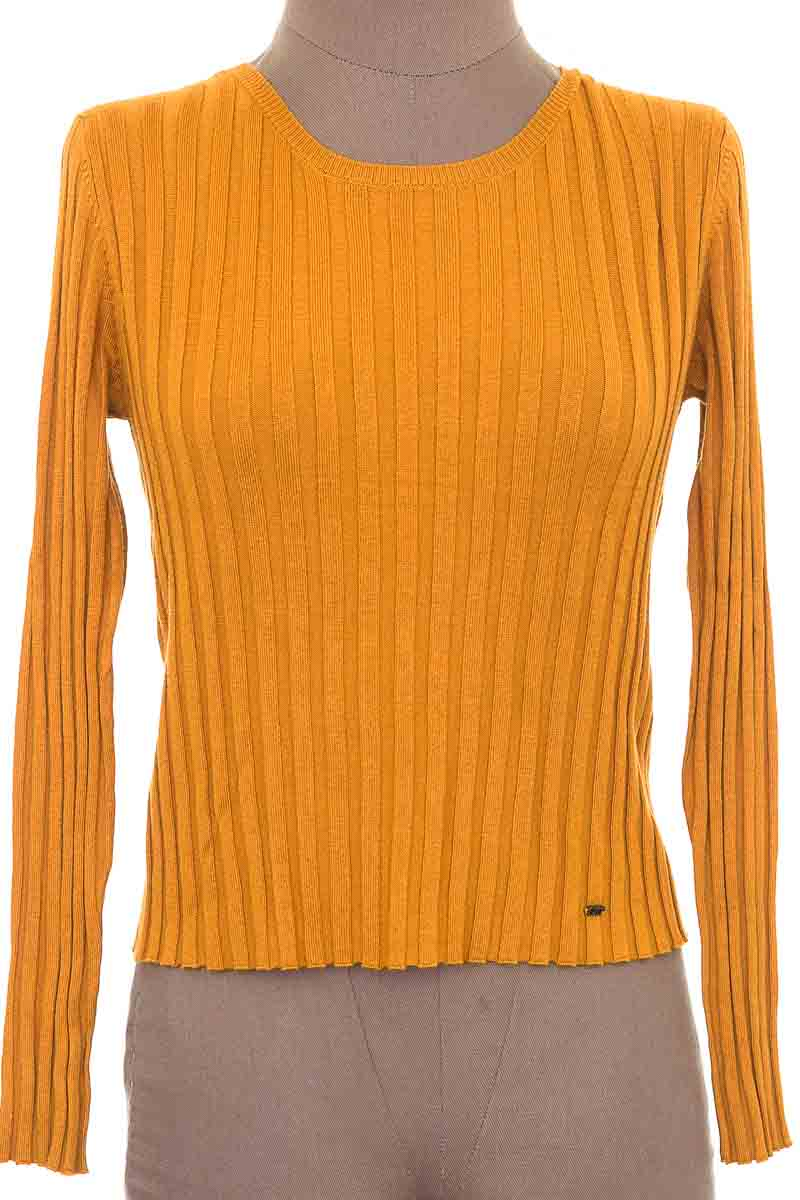Sweater color Mostaza - EXIT