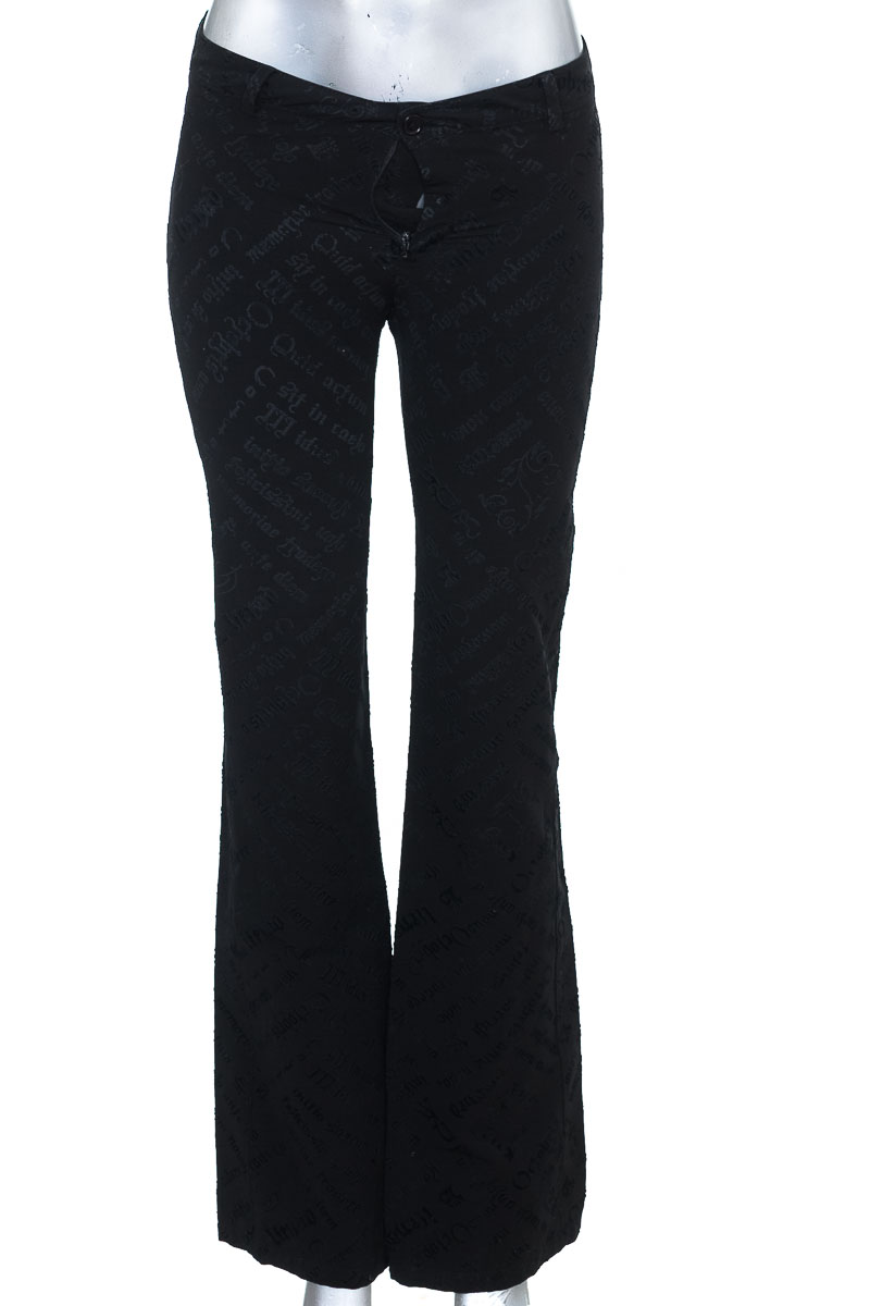 Pantalón Formal color Negro - Hot Line