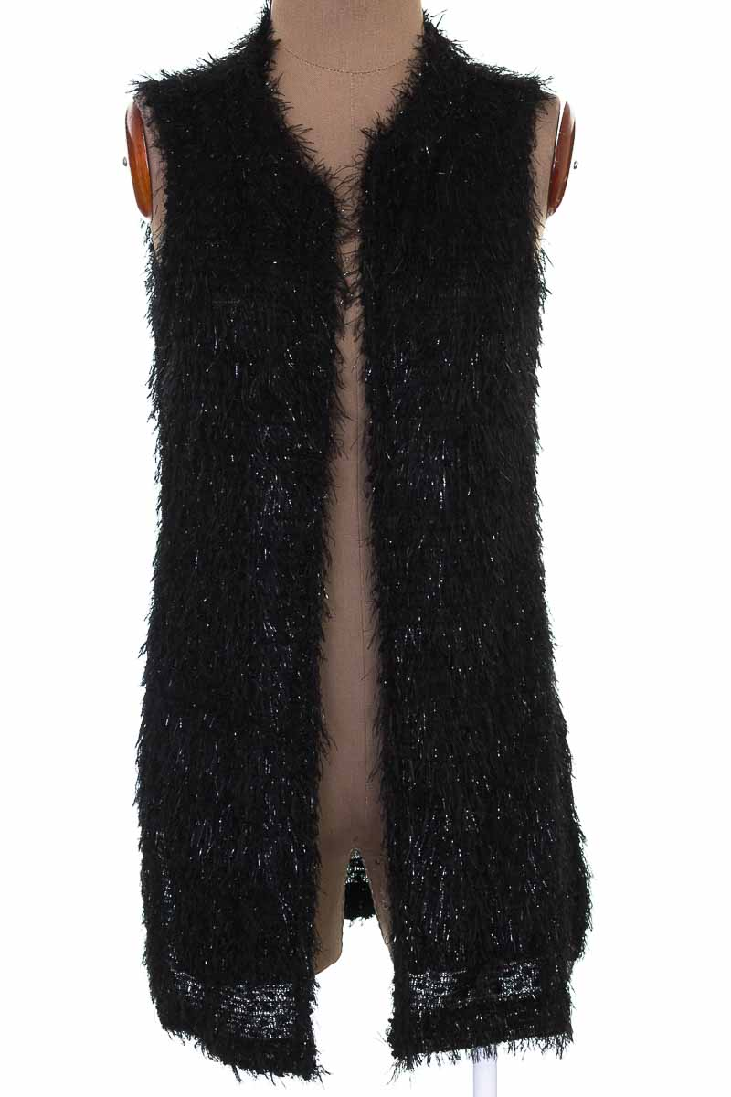 Sweater color Negro - DOBLE