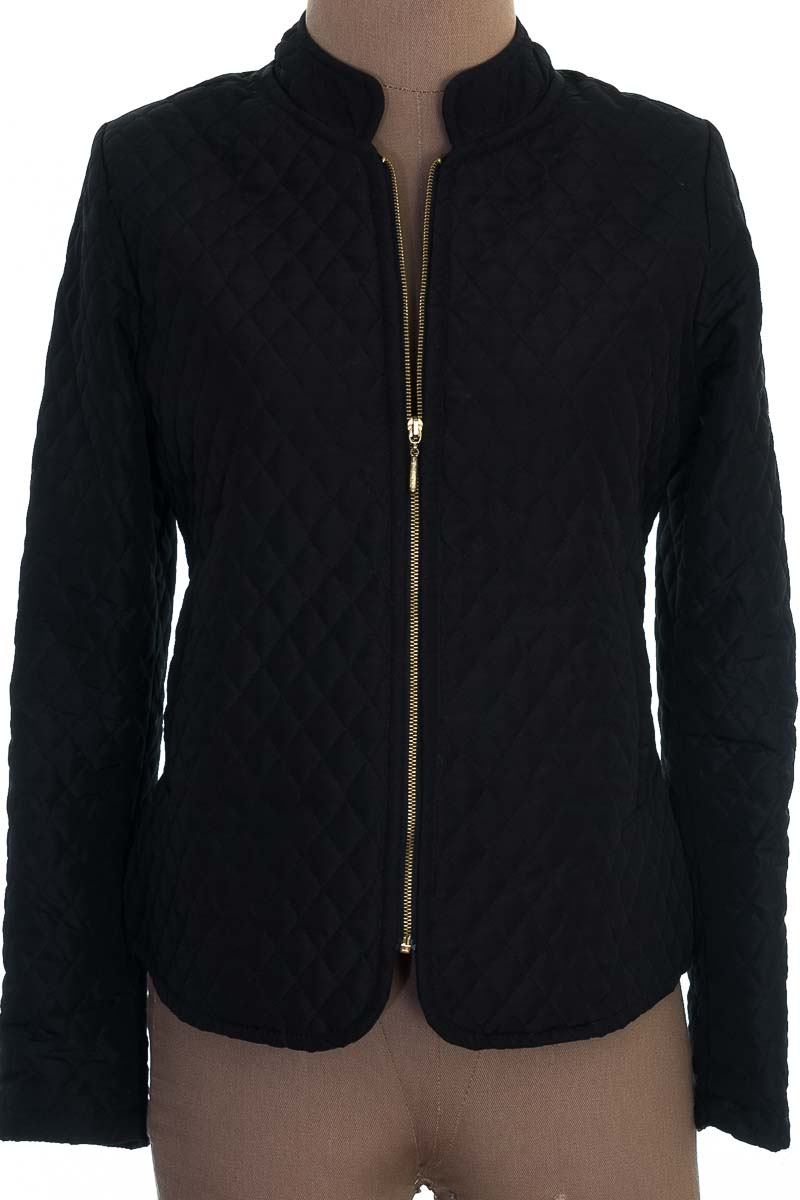 Chaqueta / Abrigo color Negro - Caual