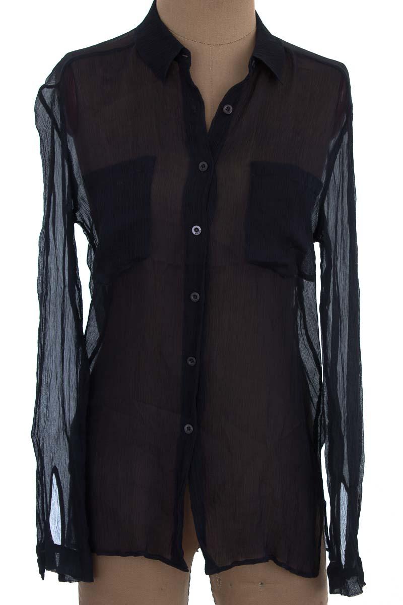 Blusa color Negro - Escada