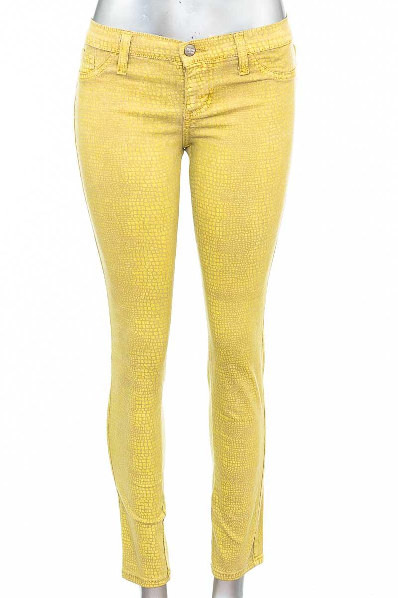 Pantalón color Verde - Kancan Jeans