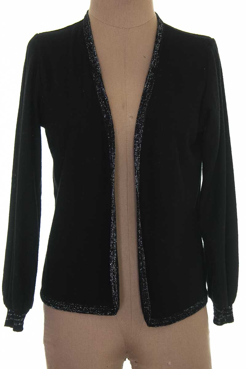 Sweater color Negro - Lady Alba