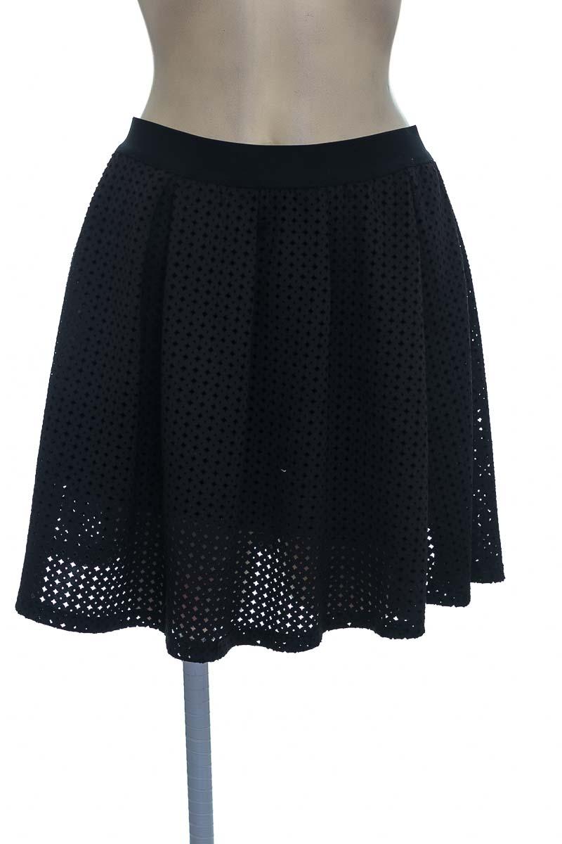Falda color Negro - Mossimo