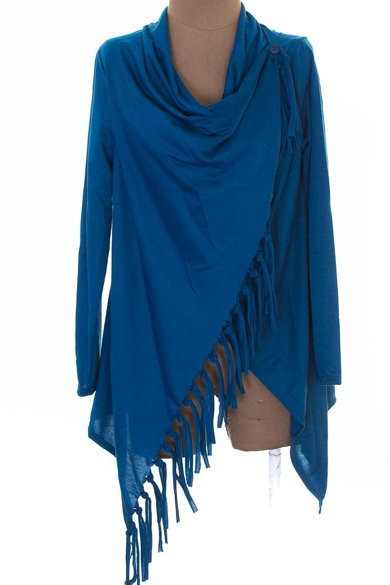 Sweater color Azul - Closeando