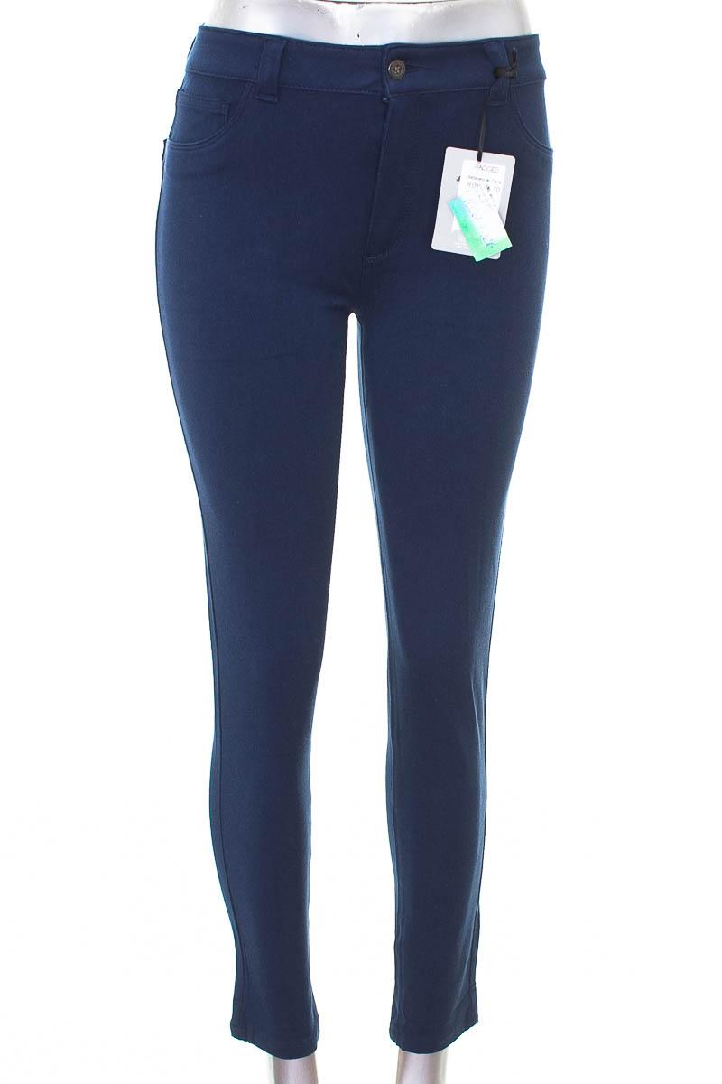 Pantalón Casual color Azul - RAGGED