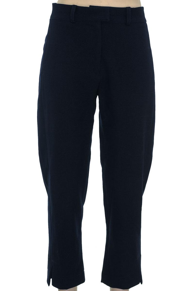 Pantalón color Azul - Retro