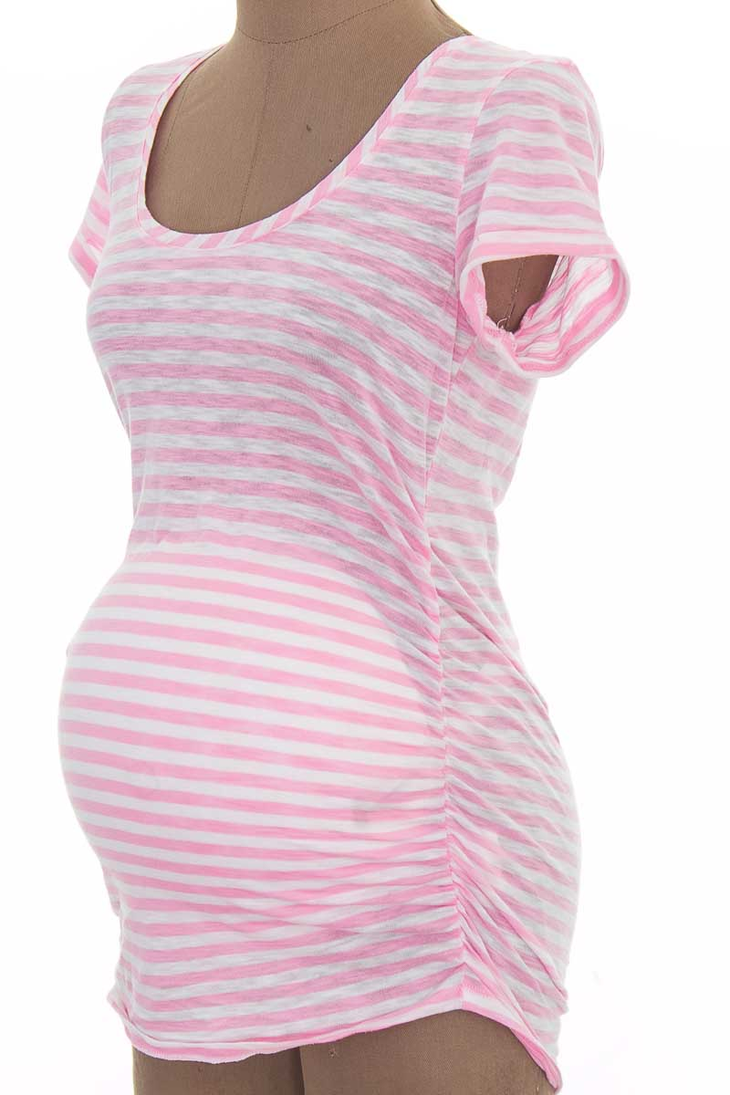 Blusa color Rosado - Motherhood