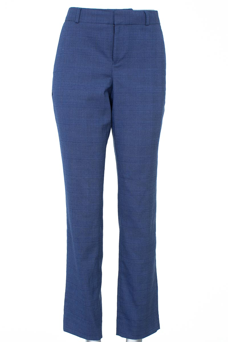 Pantalón Formal color Azul - Banana Republic