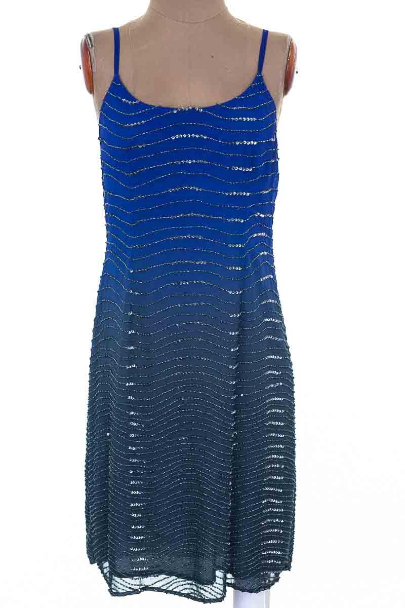 Vestido / Enterizo color Azul - Stenay