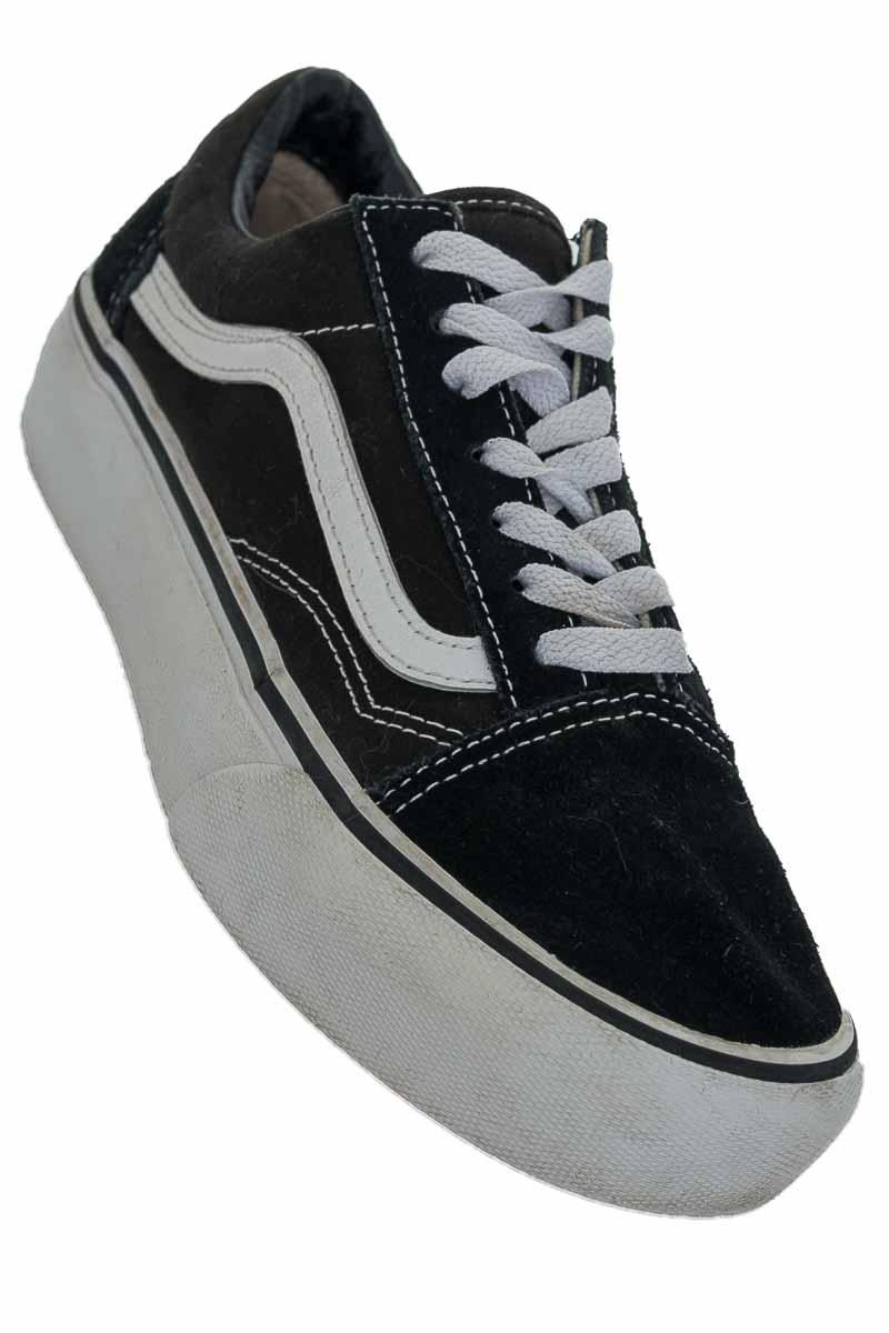 Zapatos color Negro - VANS