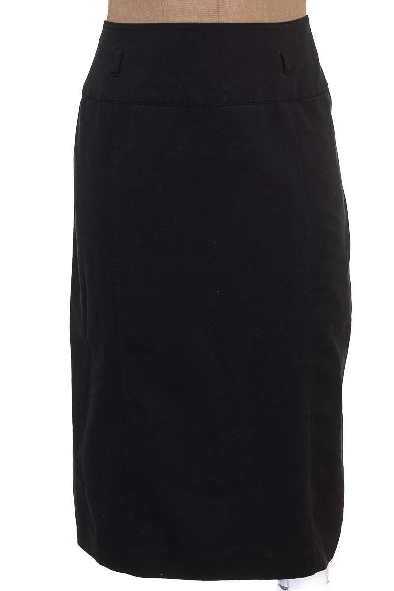 Falda Elegante color Negro - Pat Primo
