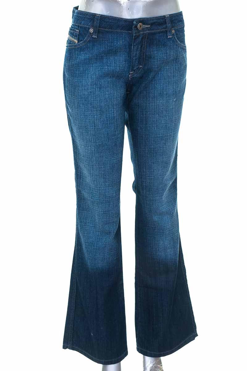 Pantalón color Azul - Rapsodia