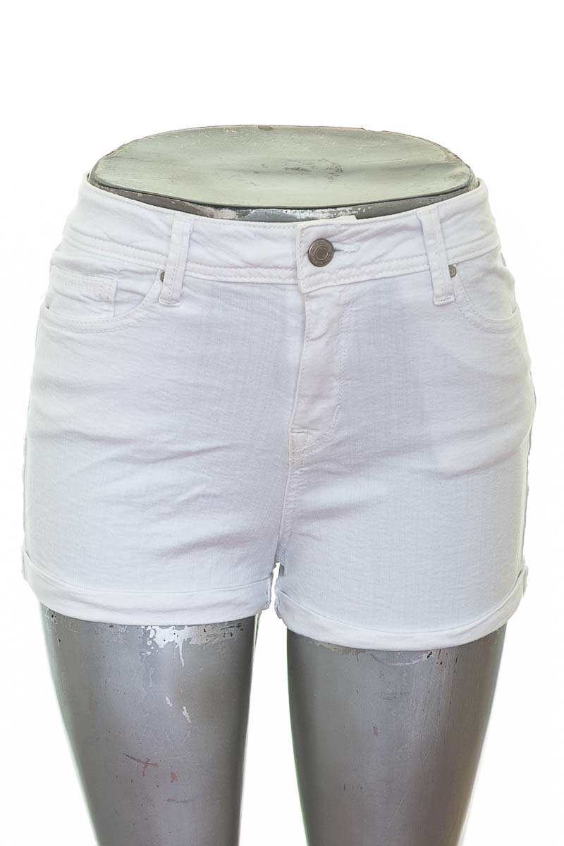 Short Casual color Blanco - Koaj