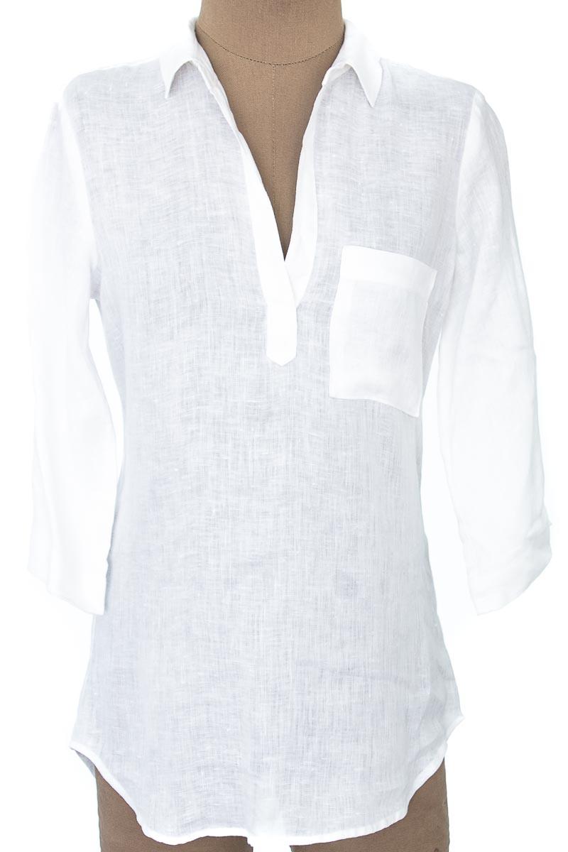 Blusa color Blanco - Bella Dahl