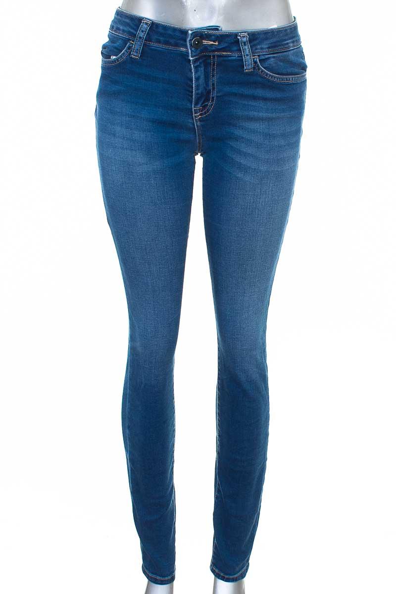 Pantalón color Azul - Tommy Hilfiger