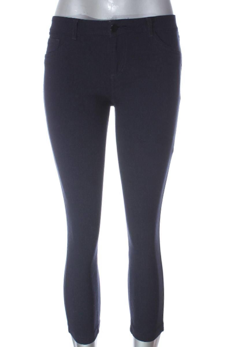 Pantalón Casual color Azul - Petunia