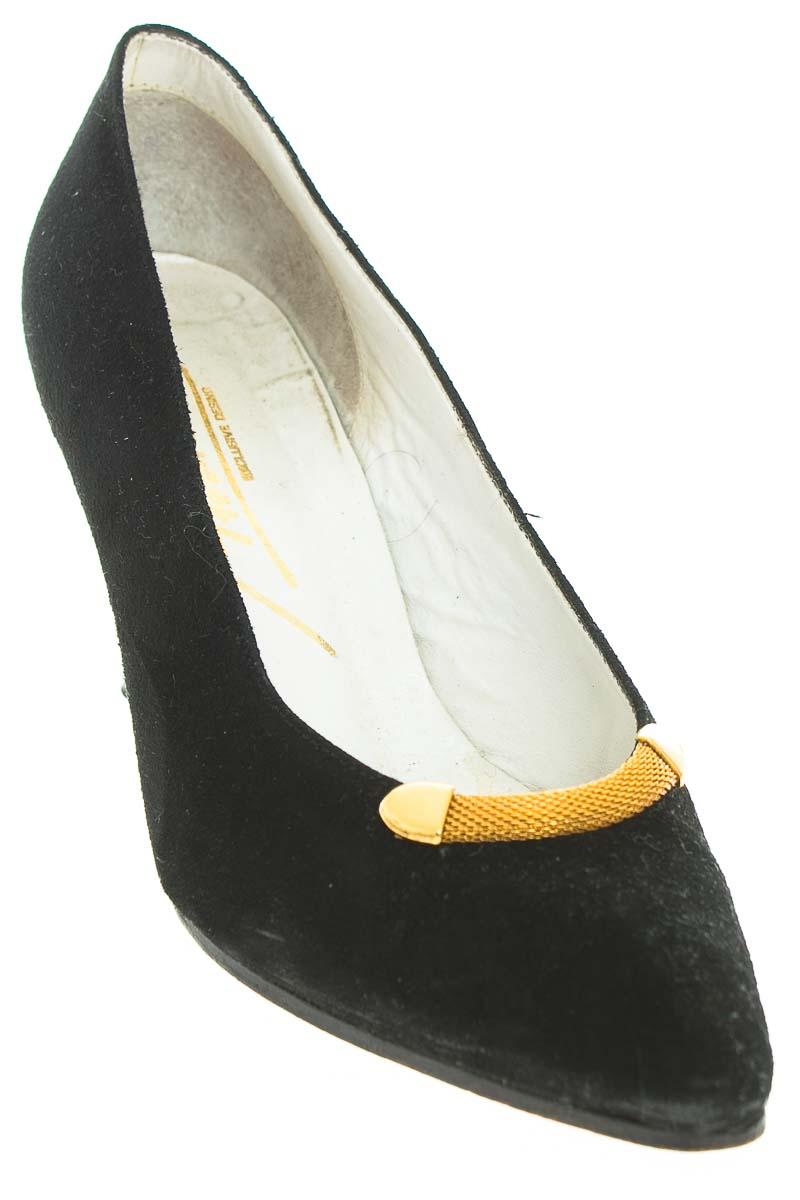 Zapatos Baleta color Negro - Andrea Q