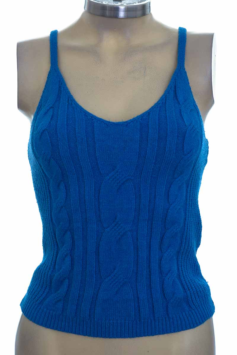 Top / Camiseta color Azul - Studio F