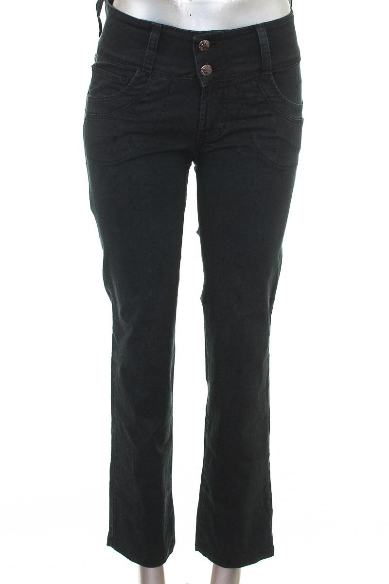 Pantalón Casual color Azul - Karat Zus