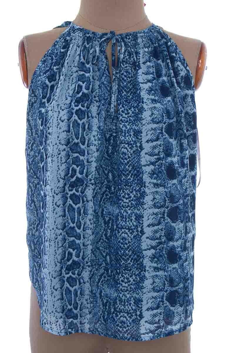 Blusa color Azul - The Color Wear