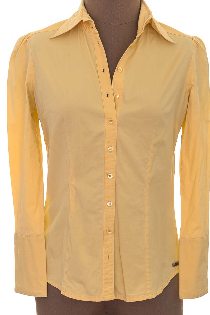 Blusa color Amarillo - Arkitect
