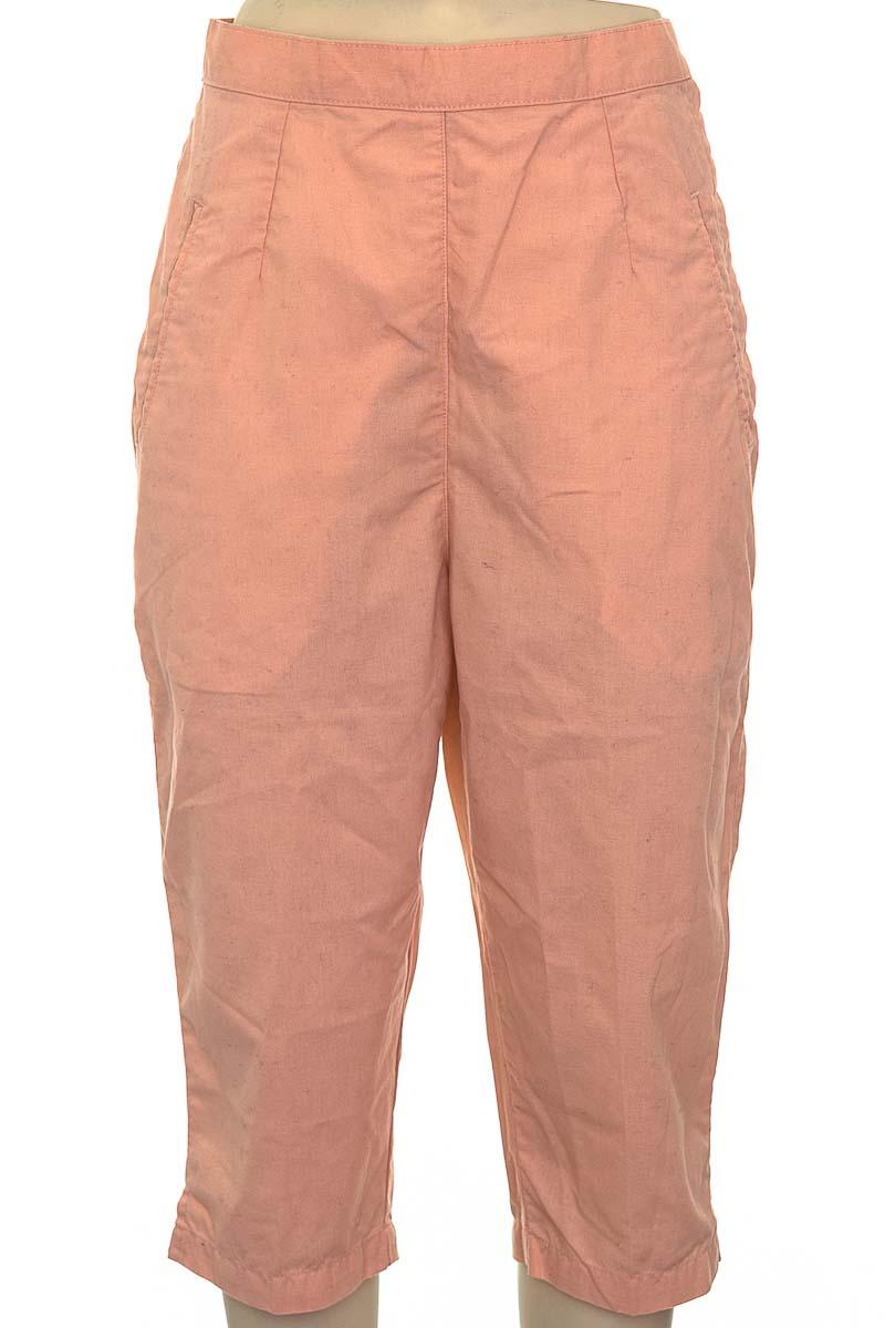 Pantalón color Salmón - Carriage Court