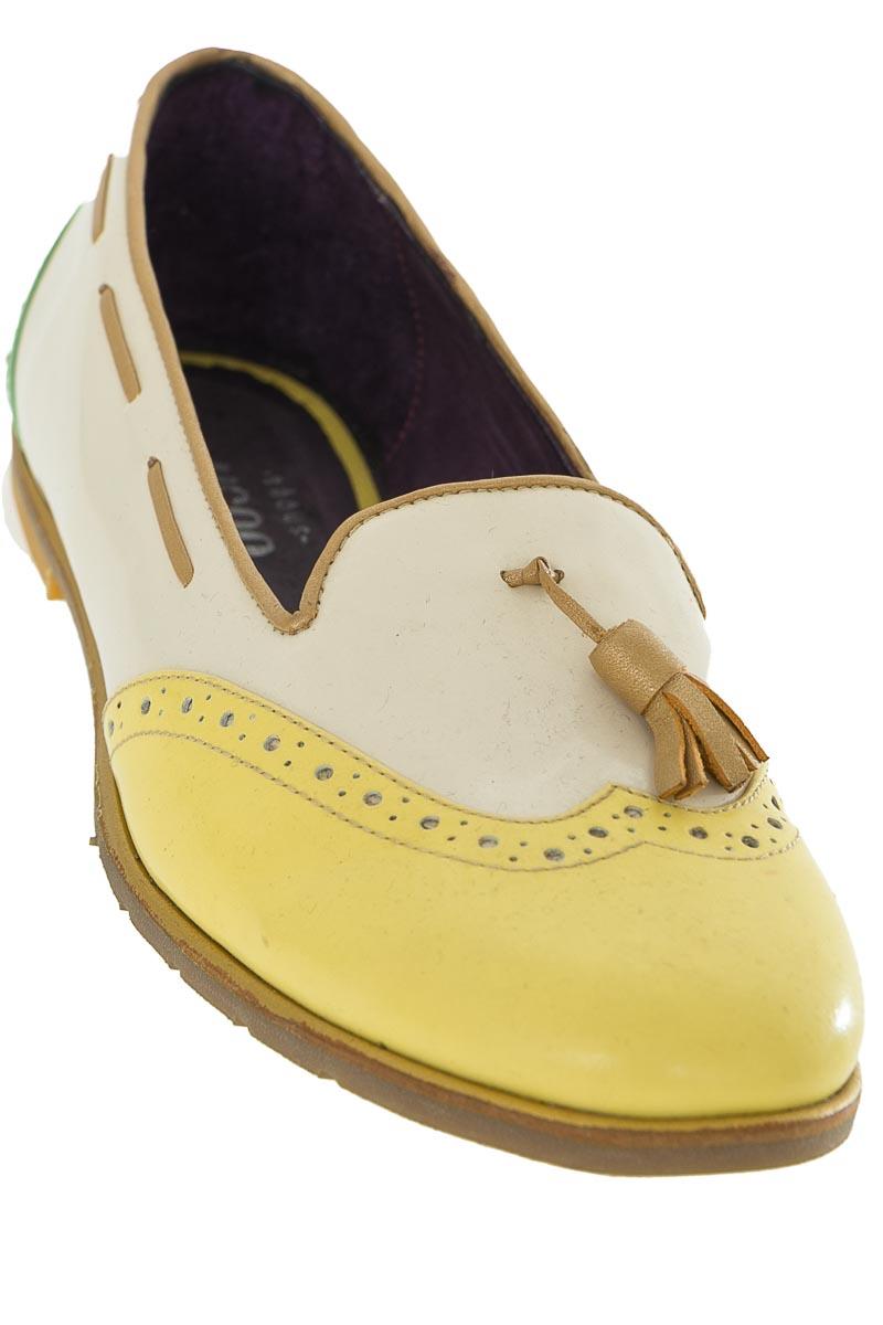 Zapatos Tenis color Amarillo - Bash