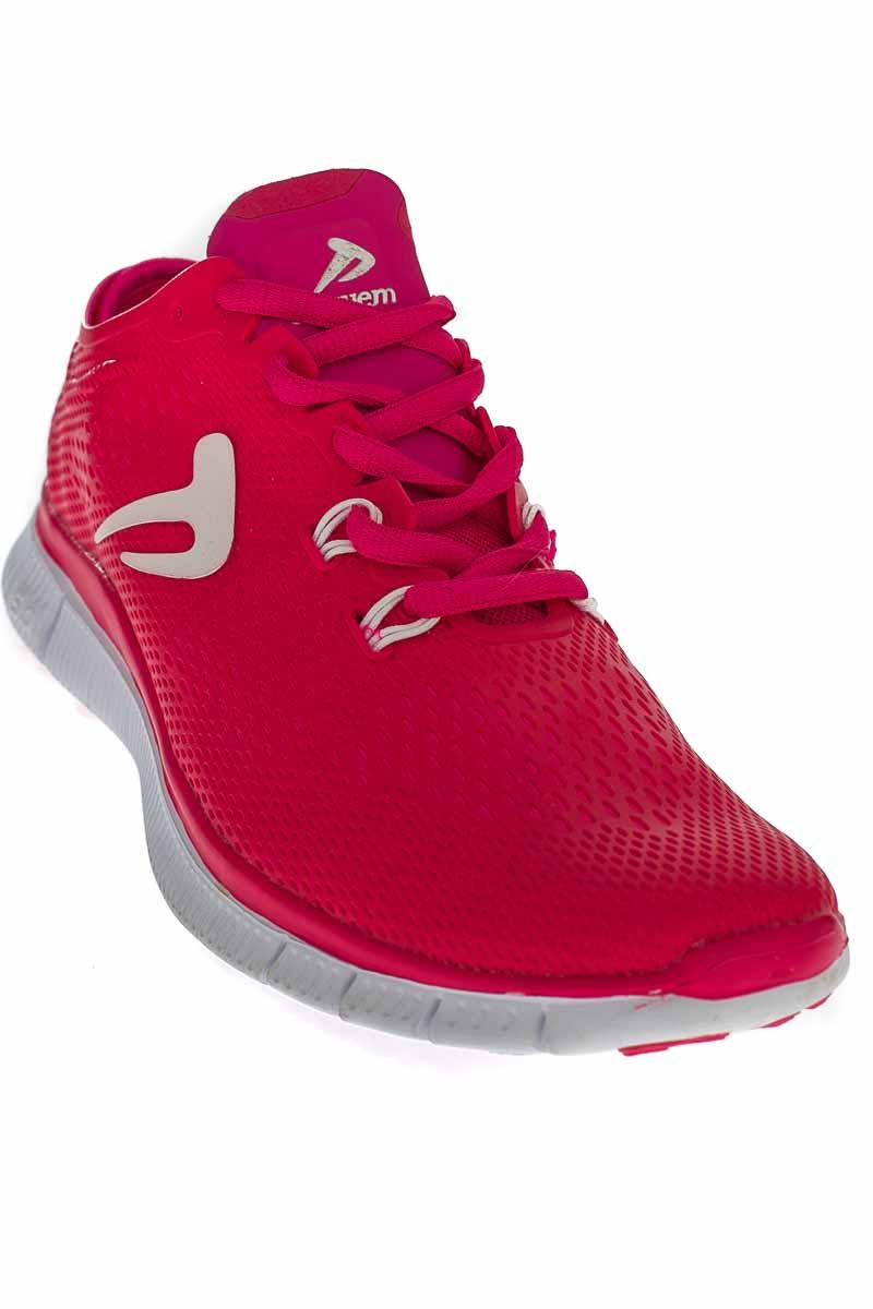 Zapatos Tenis color Fucsia - Bequem