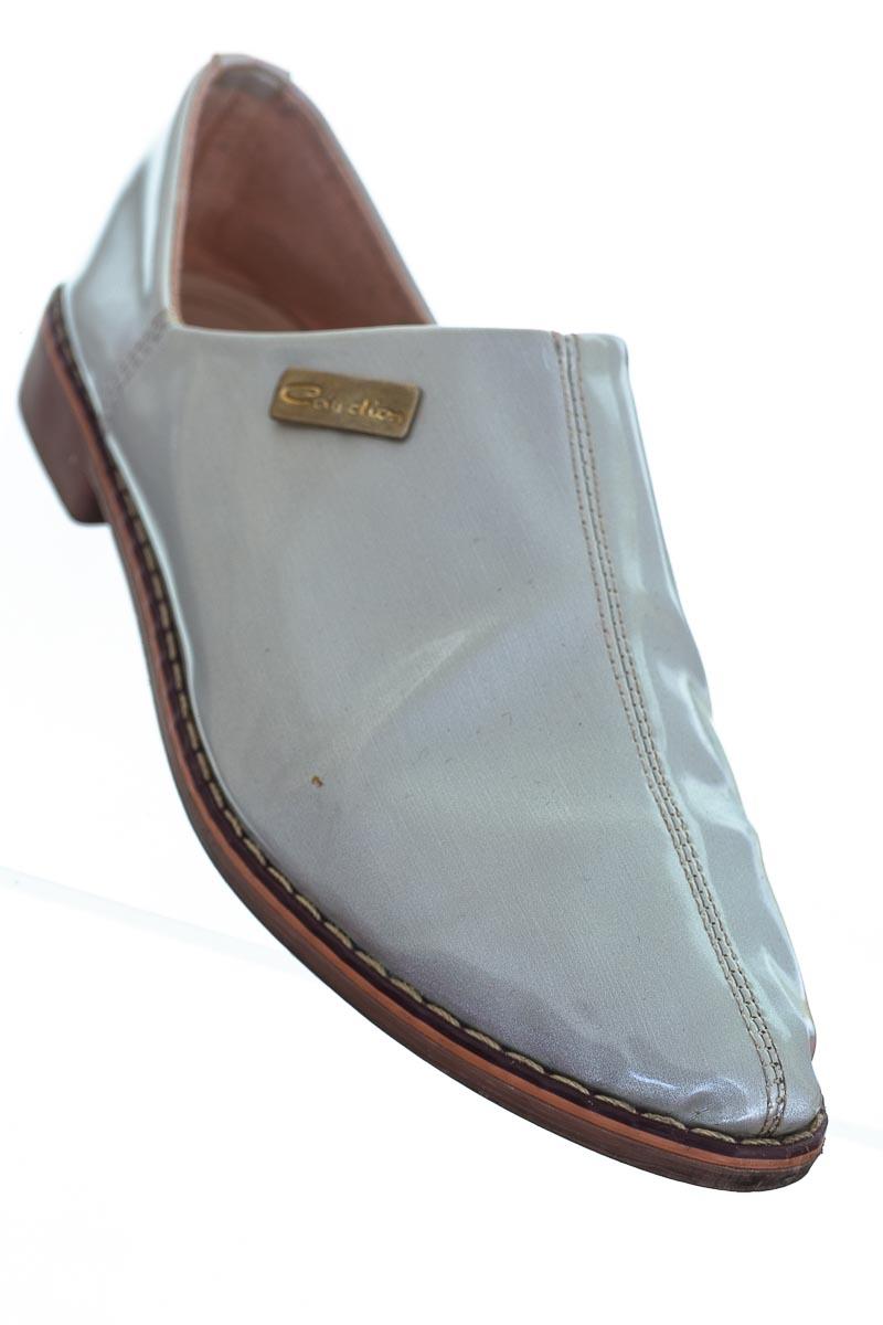 Zapatos color Plateado - Belen Herrera