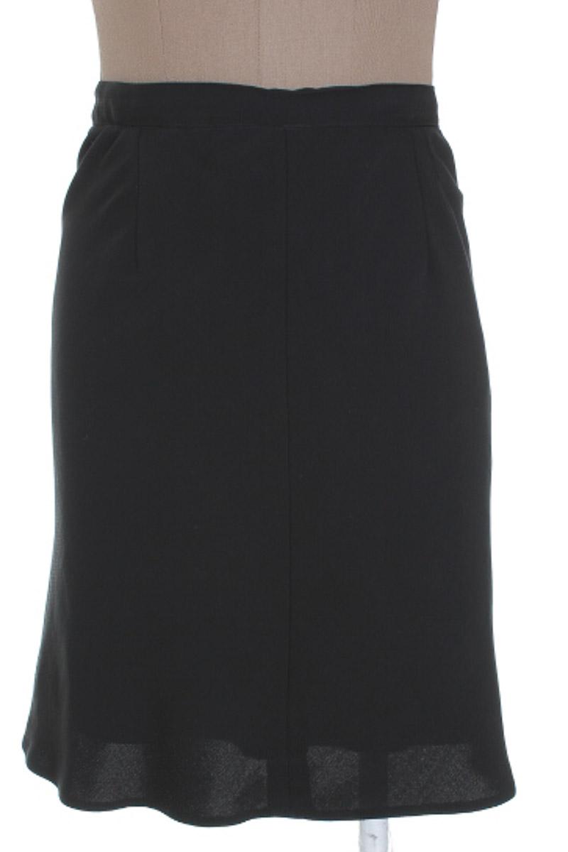 Falda color Negro - Tempus