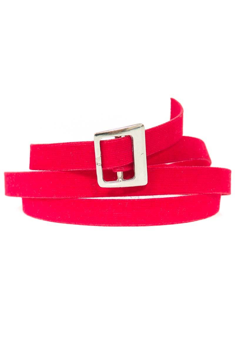Accesorios Correa color Rojo - Closeando