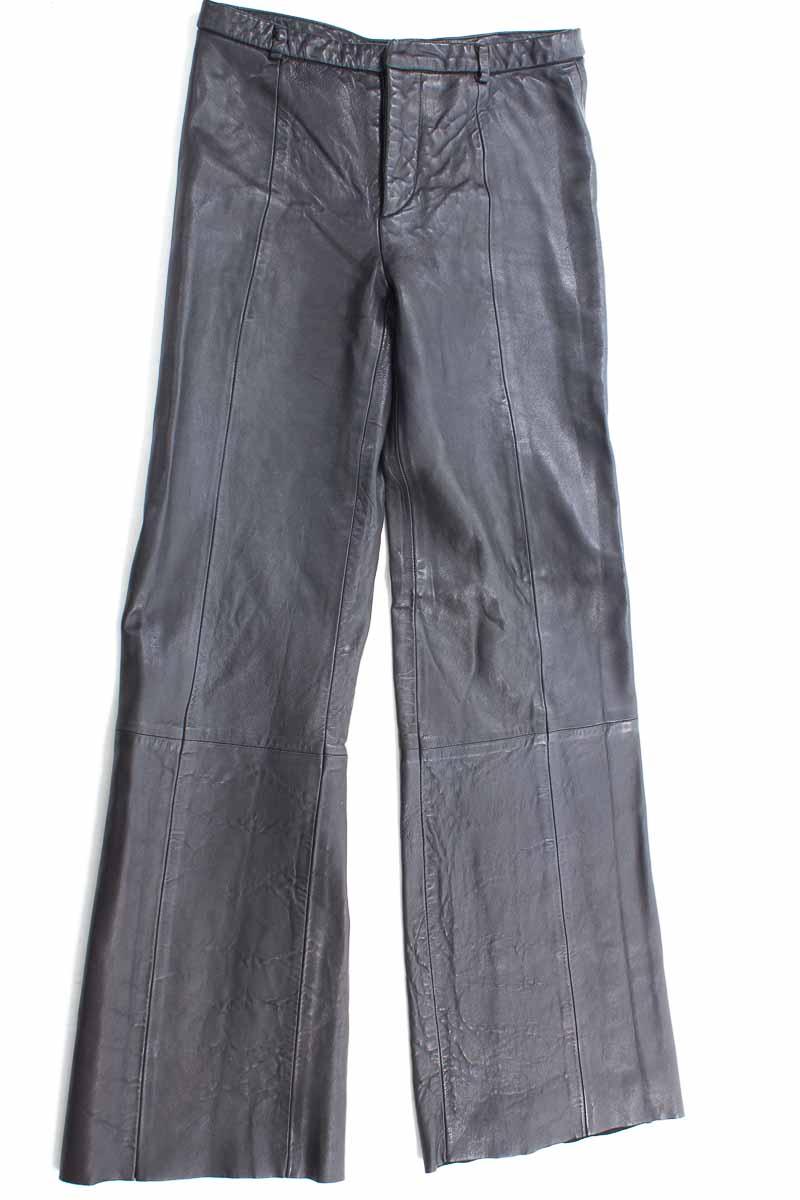 Pantalón color Negro - Banana Republic
