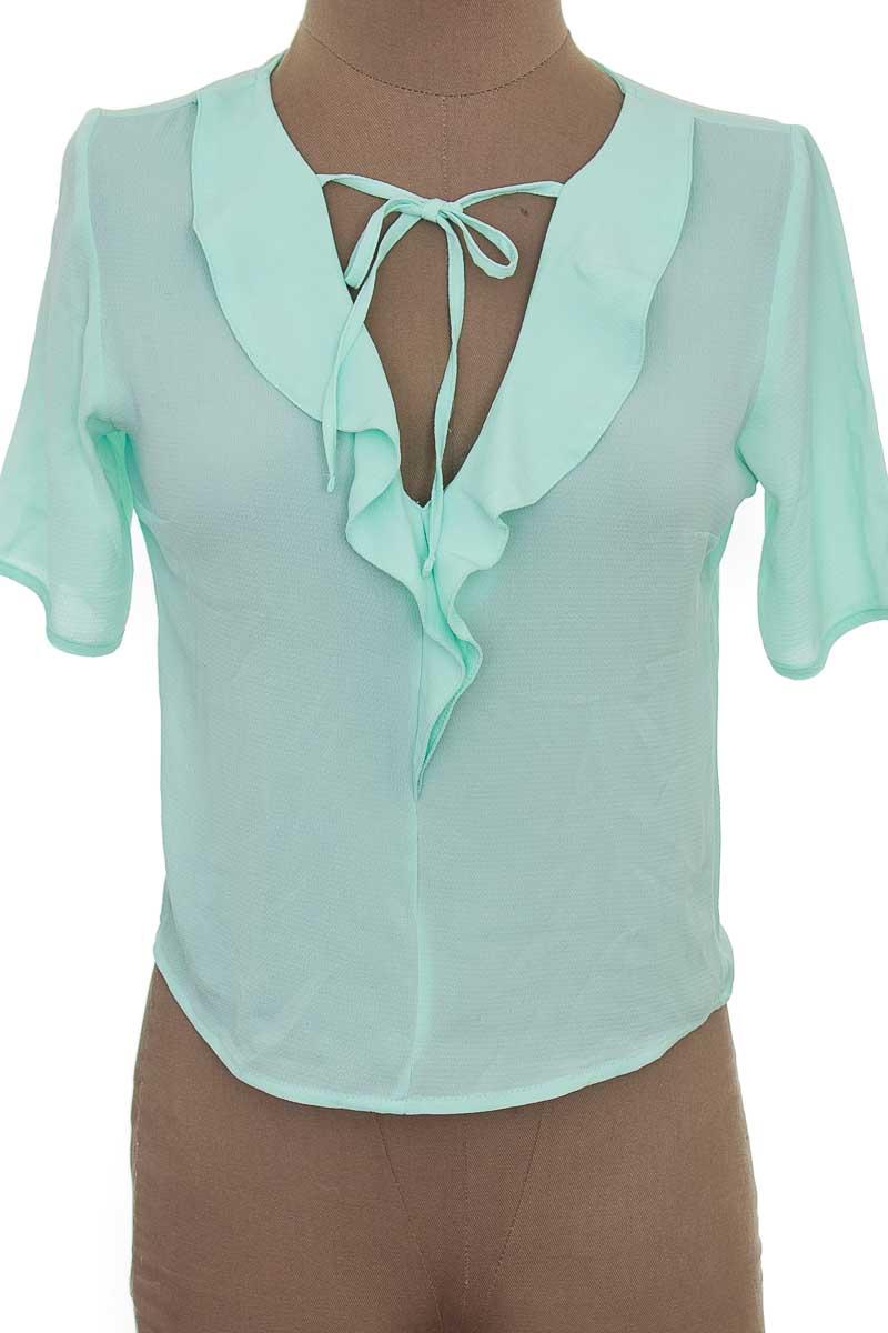 Blusa color Verde - Seven Seven