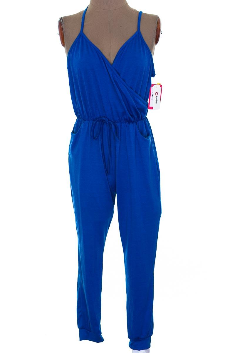 Vestido / Enterizo Enterizo color Azul - Pat Pat
