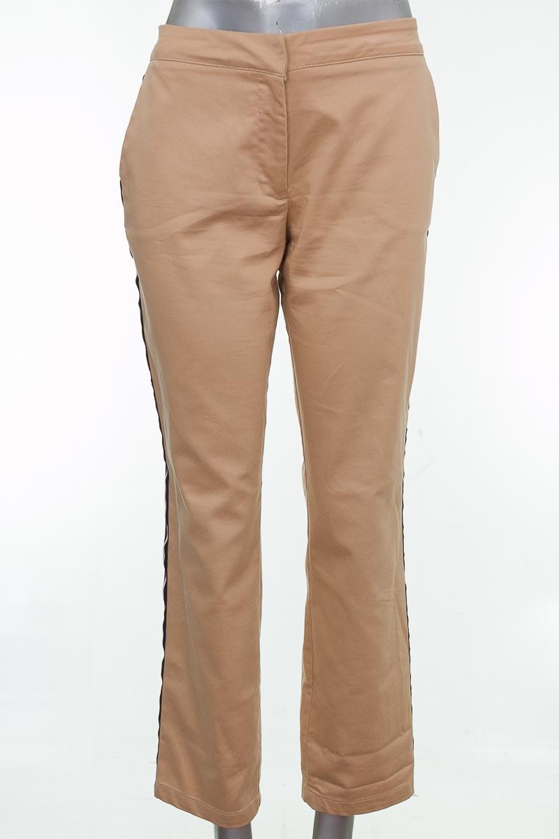 Pantalón Formal color Beige - Studio F