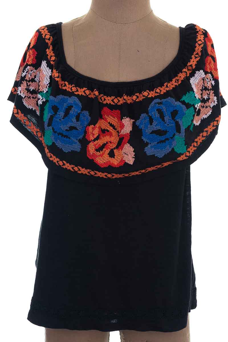 Blusa color Negro - Free People