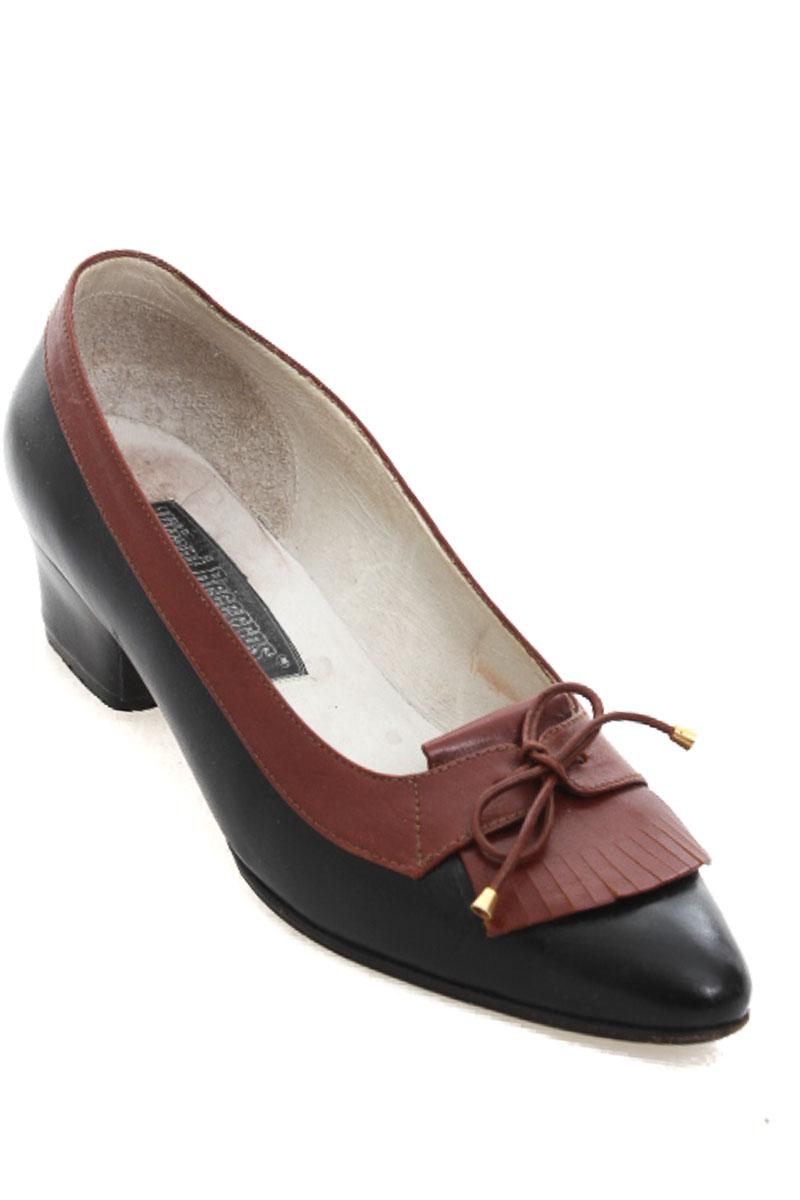 Zapatos color Negro - Vitiani Becerros