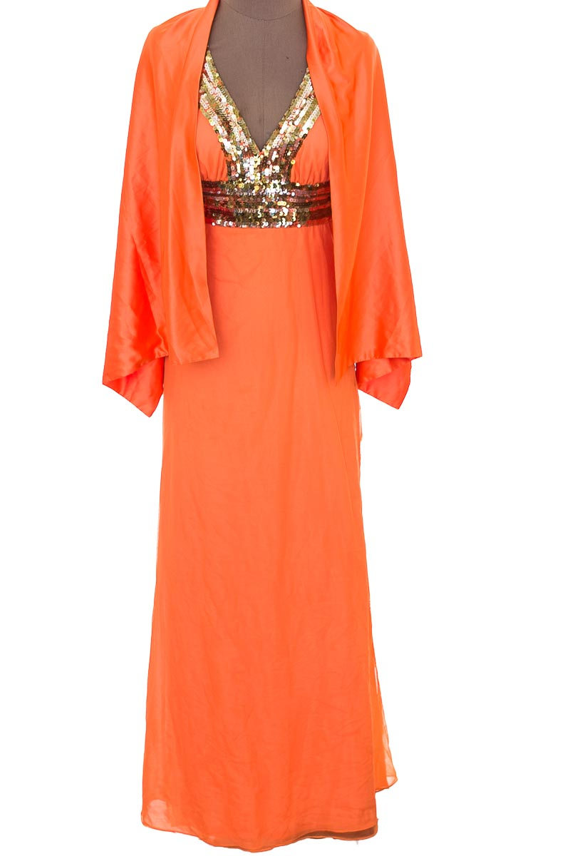 Vestido / Enterizo color Naranja - Closeando