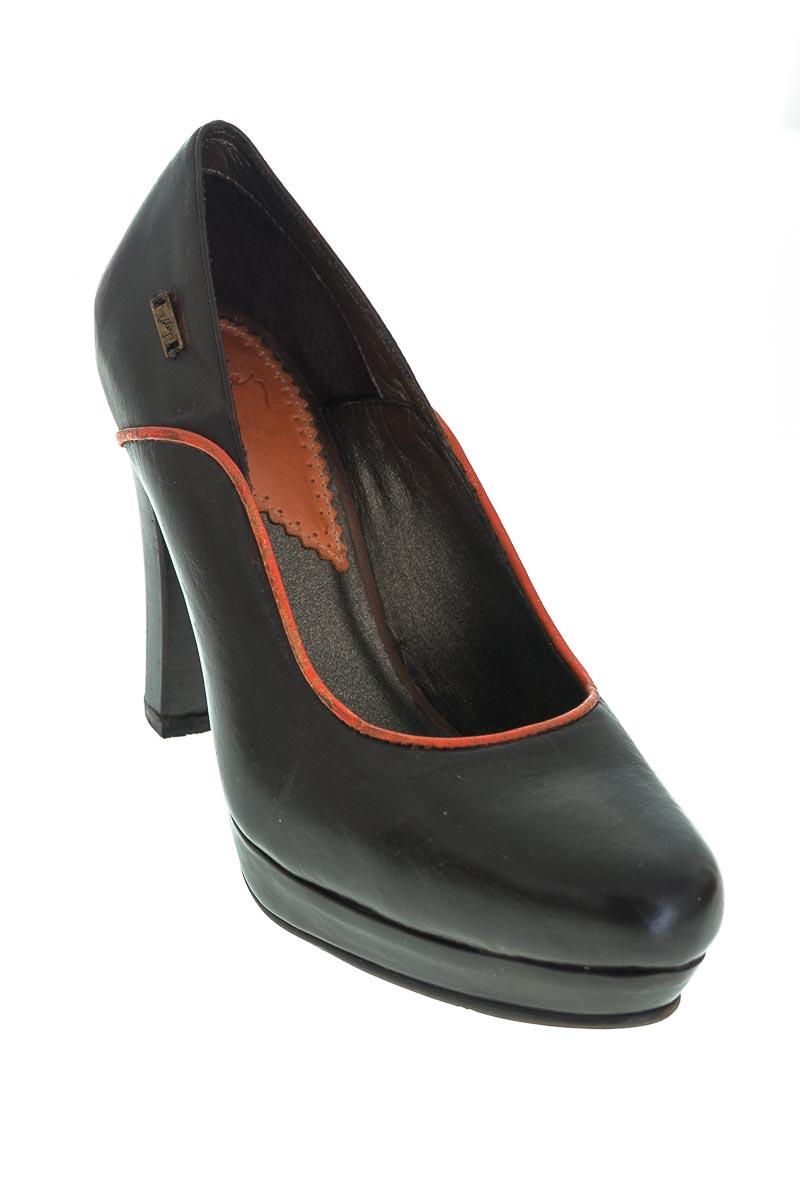 Zapatos color Café - Vélez