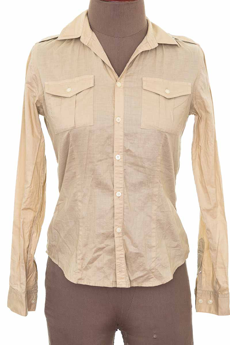 Blusa Formal color Beige - Ralph Lauren
